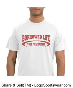 "Borrowed Life ""Voice for Amputees"" Design Zoom"